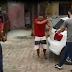 Foragido da justiça é arrebatado durante cumprimento de mandado de prisão em Cajazeiras