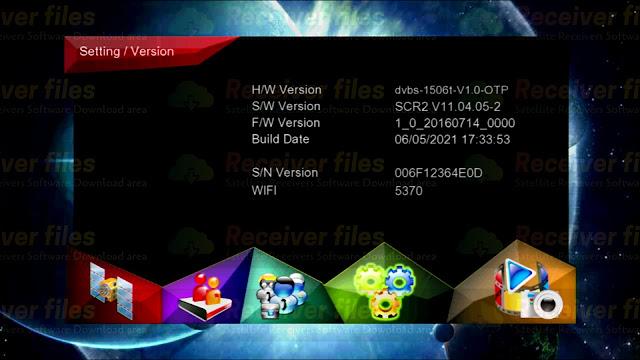 OPENSKY MINI HD 124T-HD125T 1506T SCR2 V11.04.05 New Software 2021