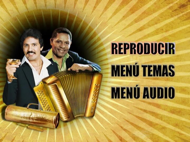 Los 30 Mejores Videos Binomio De Oro DVDR Screenshoot