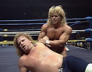 WCW / NWA Great American Bash 1989 - Brian Pillman vs. Wild Bill Irwin
