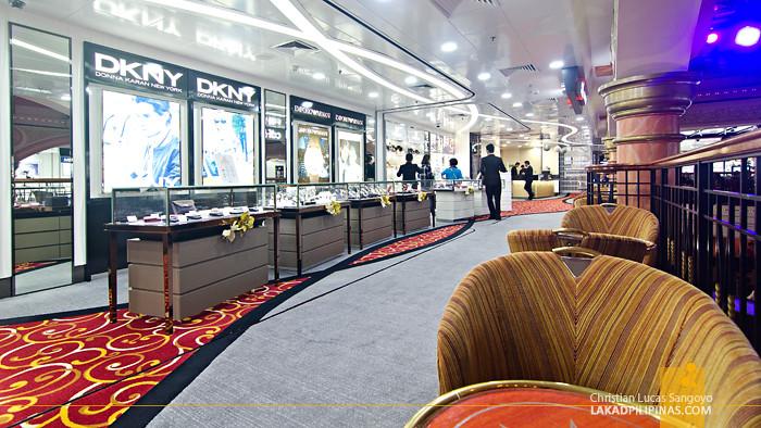 Star Cruises Superstar Virgo Cruise Shops