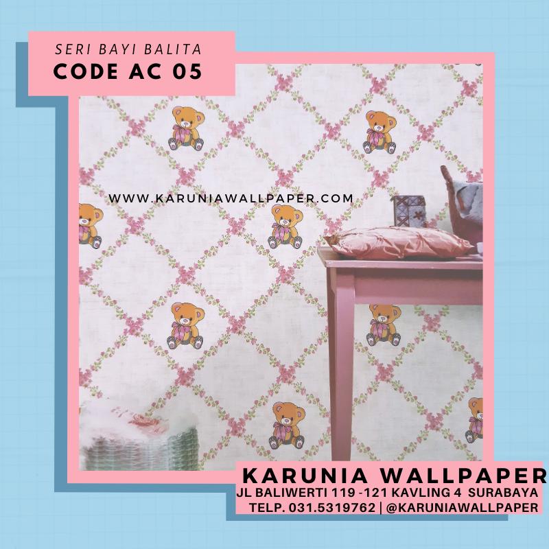 jual wallpaper anak
