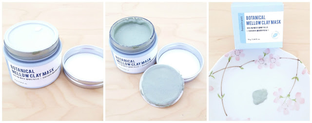 Mint Tea Tree clay mask