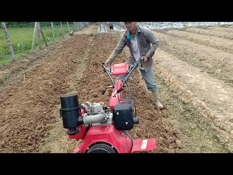 Pelatihan Alat Dan Mesin Pertanian (kultivator) Tahun 2019
