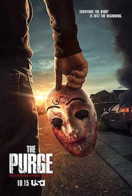 The Purge 2019 S02 Dual Audio Hindi 720p 480p WEB-DL