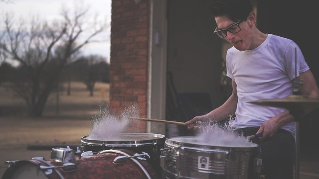 drummer, me time