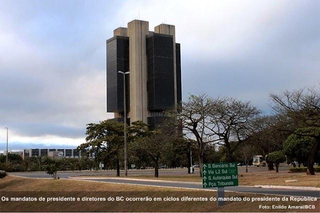 Lei da autonomia do Banco Central entra em vigor