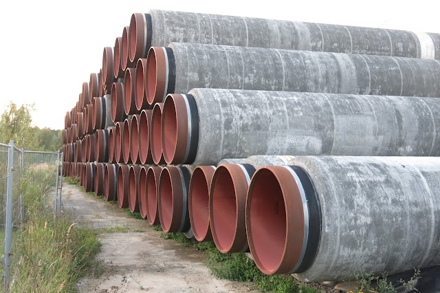 ENERGY SECURITY: Nord Stream 2 gets Green light - Atlantic Council on GEO´