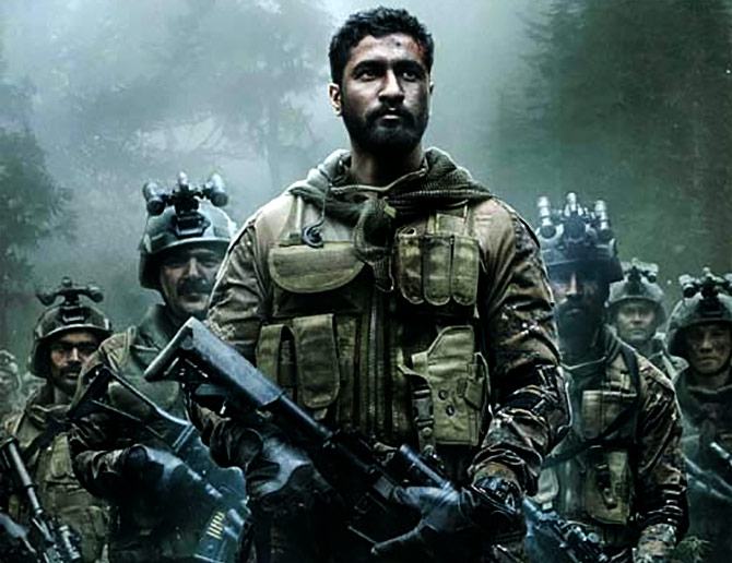 Uri Box Office Collection Day 3- Vicky Kaushal Movie Progresses Smoothly by Collecting Rs 20 Crore So Far