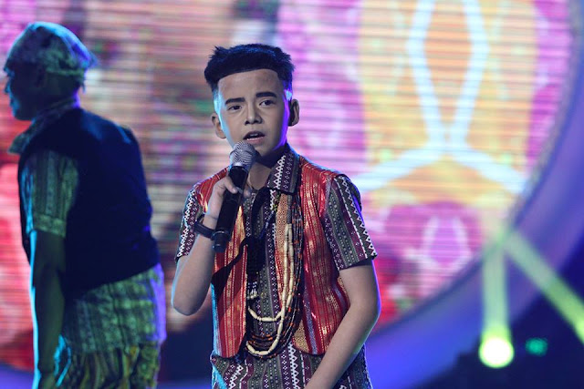 -Justin Alva Owns Francis Magalona Transformation At YFSF Kids! His Rapping Skills Are Incredible!