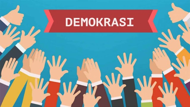 Catatan Demokrasi Indonesia di Akhir Tahun 2020