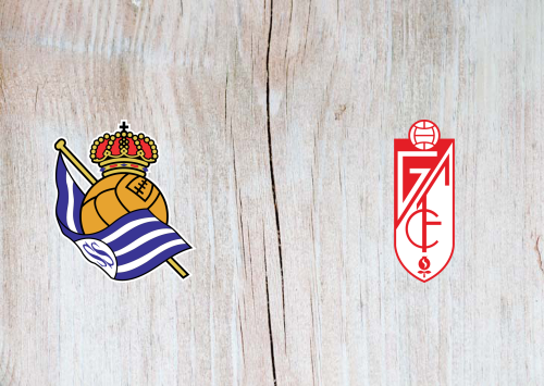 Real Sociedad vs Granada -Highlights 08 November 2020