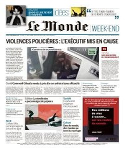 Le Monde Magazine 28 November 2020 | Le Monde News | Free PDF Download