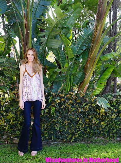 Bungalow Clothing reveiw Hudson jeans