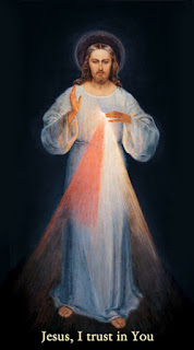 Divine Mercy, Jesus, I trust in You