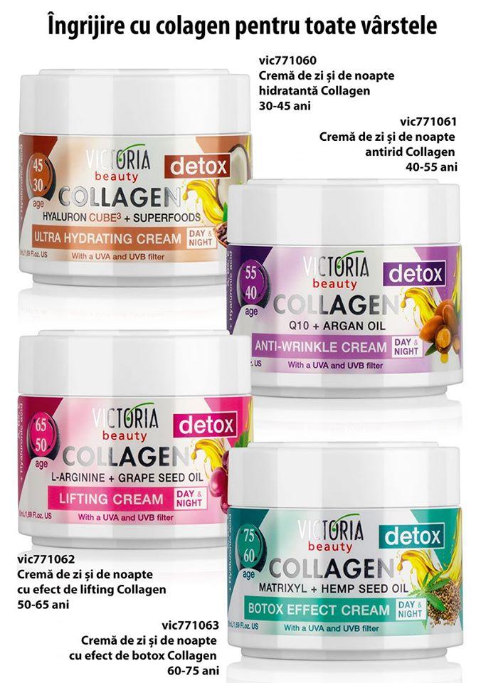 Îngrijire cu colagen pentru toate vârstele