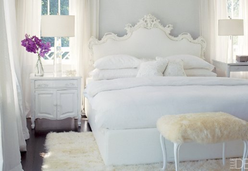 title | White Shabby Chic Bedroom