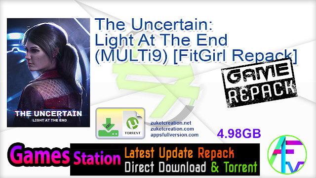 The Uncertain Light At The End (MULTi9) [FitGirl Repack]