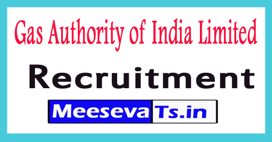 Gas Authority of India Limited GAIL Recruitment Notification 2017