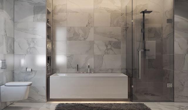Bathroom Interior Design Bangalore
