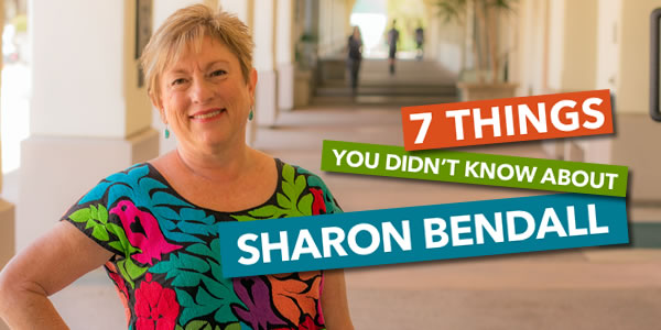 Sharon Bendall
