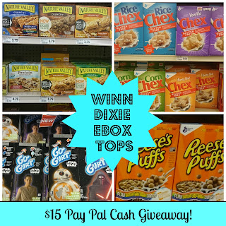 Winn Dixie eBox Tops