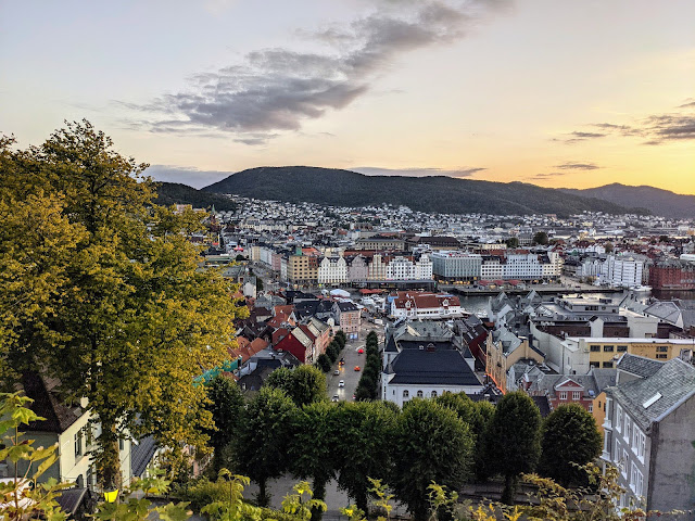 Things to do in Bergen: Watch the sunset