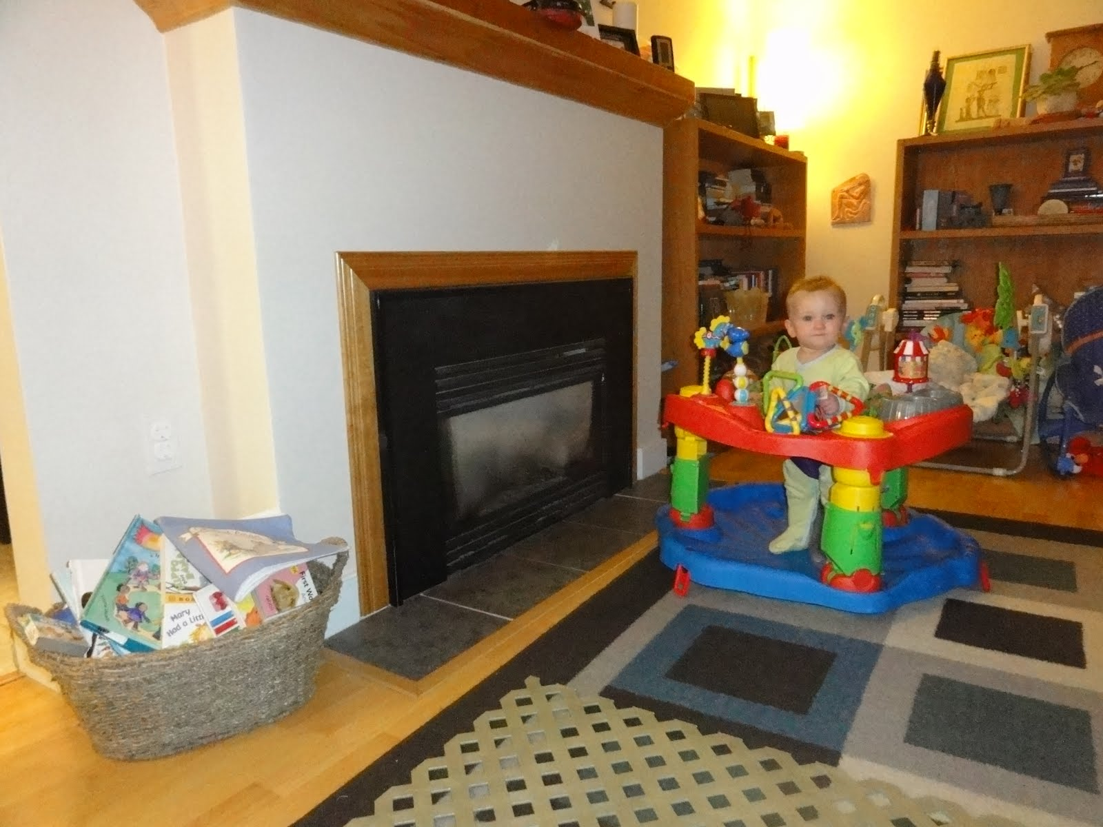 how to child proof a fireplace