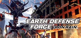 Earth Defense Force Iron Rain PC Repack Free Download