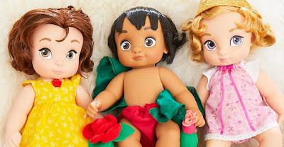 Новые куклы Disney Animator's Collection 2019