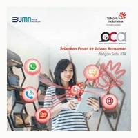 Lowongan Kerja S1 Terbaru di PT Omni Communication Assistant (OCA) Yogyakarta Oktober 2020