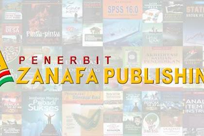 Lowongan Penerbit & Toko Buku Zanafa Pekanbaru Juli 2019
