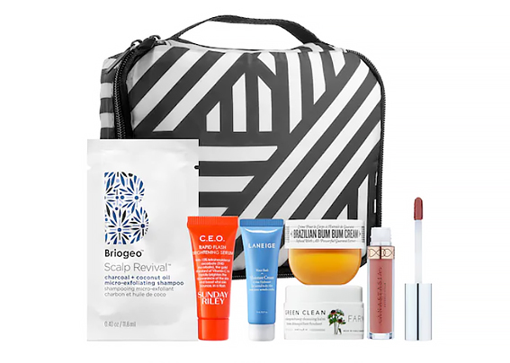 Sephora Sample Bags Holiday 2019 Coupon Code