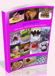 Raw Dessert eBook