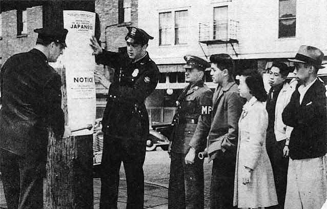 Evacuation orders for Japanese 24 April 1942 worldwartwo.filminspector.com