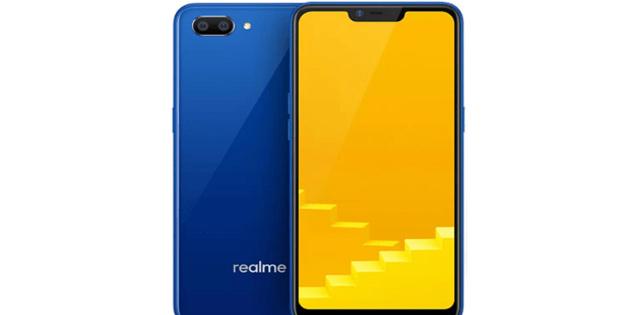 Spesifikasi dan Harga Realme C1 (2019)
