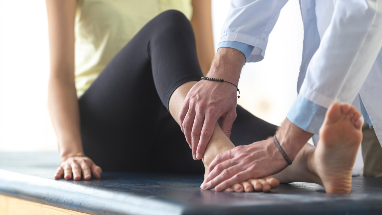 [RESEARCH] Accuracy of High Ankle Sprain Tests - themanualtherapist.com