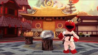 Sesame Street Elmo The Musical Karate Master the Musical