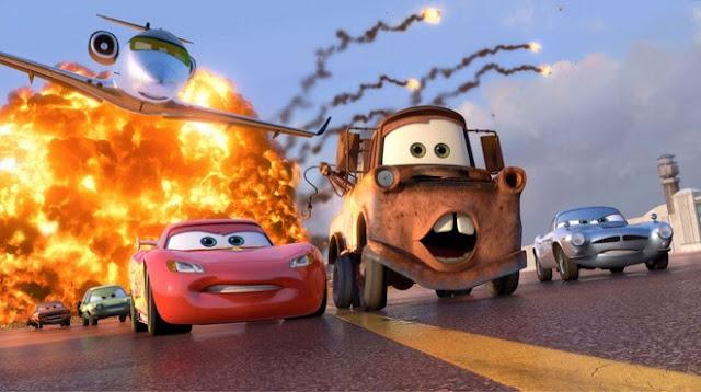 Divulgação/Disney e Pixar