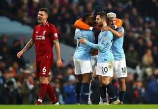 Manchester City Vs EPL