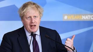"""Boris Johnson: """"Los bombardeos a Siria no cambiarán el rumbo de la guerra"""""""