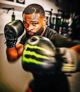 Picture MMA Fighter Tyron Woodley