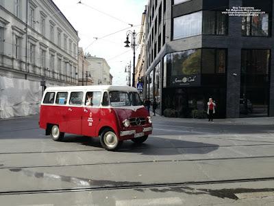 Nysa N59M, MPK Kraków