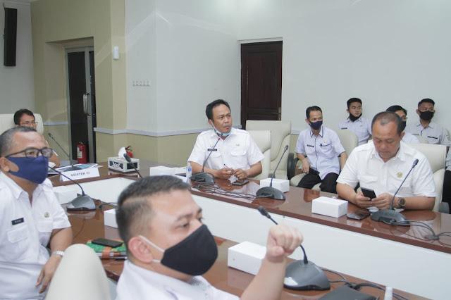 Muba Jadi Lokasi Visitasi Pelatihan Kepemimpinan Nasional Tingkat II