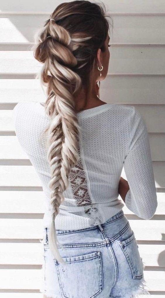 52 Spring Braids Inspiration 2018