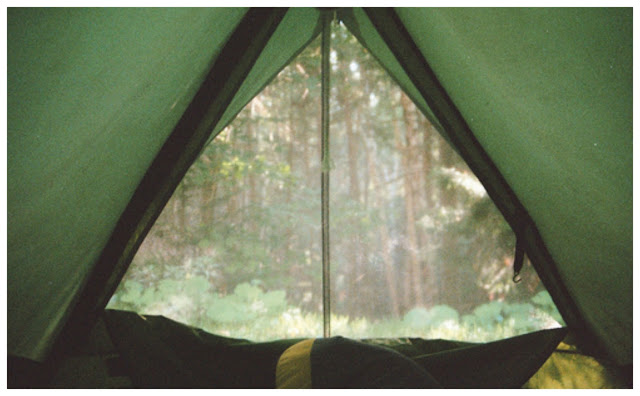 A Girly Girl's Guide To Camping