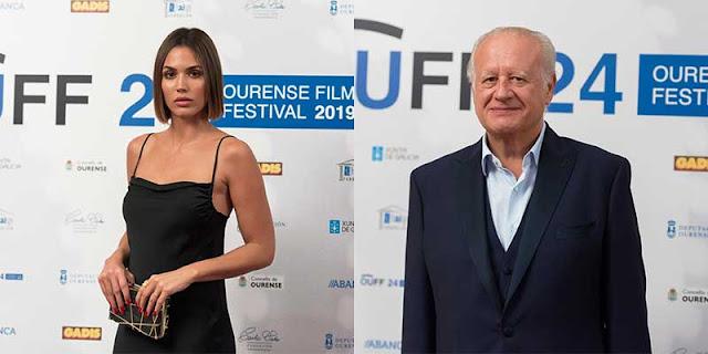 Juan Echanove y Michelle Calvó en 'Desaparecidos. La Serie'
