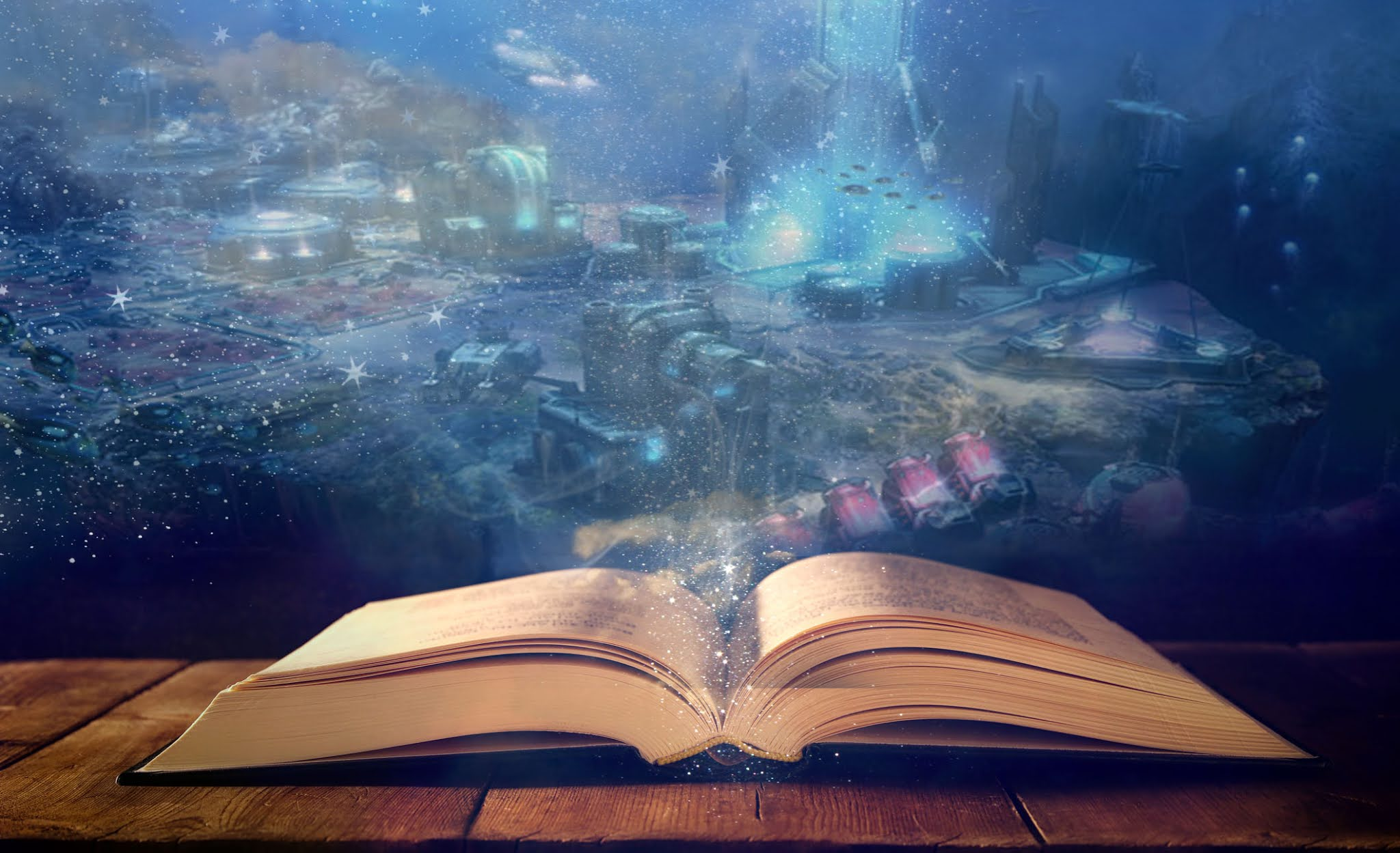 Top Ten books about adventures