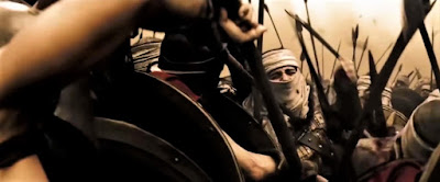 300 - Esparta en La cartelera de Antena Historia - Antena Historia - Mi cine bélico - el fancine - Leónidas - Esto es Esparta - Agogé - El león de Esparta - ÁlvaroGP - Pelis para MIBers - Copywriter - Content Manager