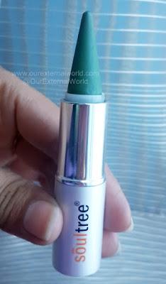 soultree kajal, green